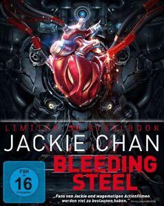 Sangrado-Steel-Ltd-Special-EDT-Jackie-Chan-Tess-Haubrich-Blu-ray-nuevo