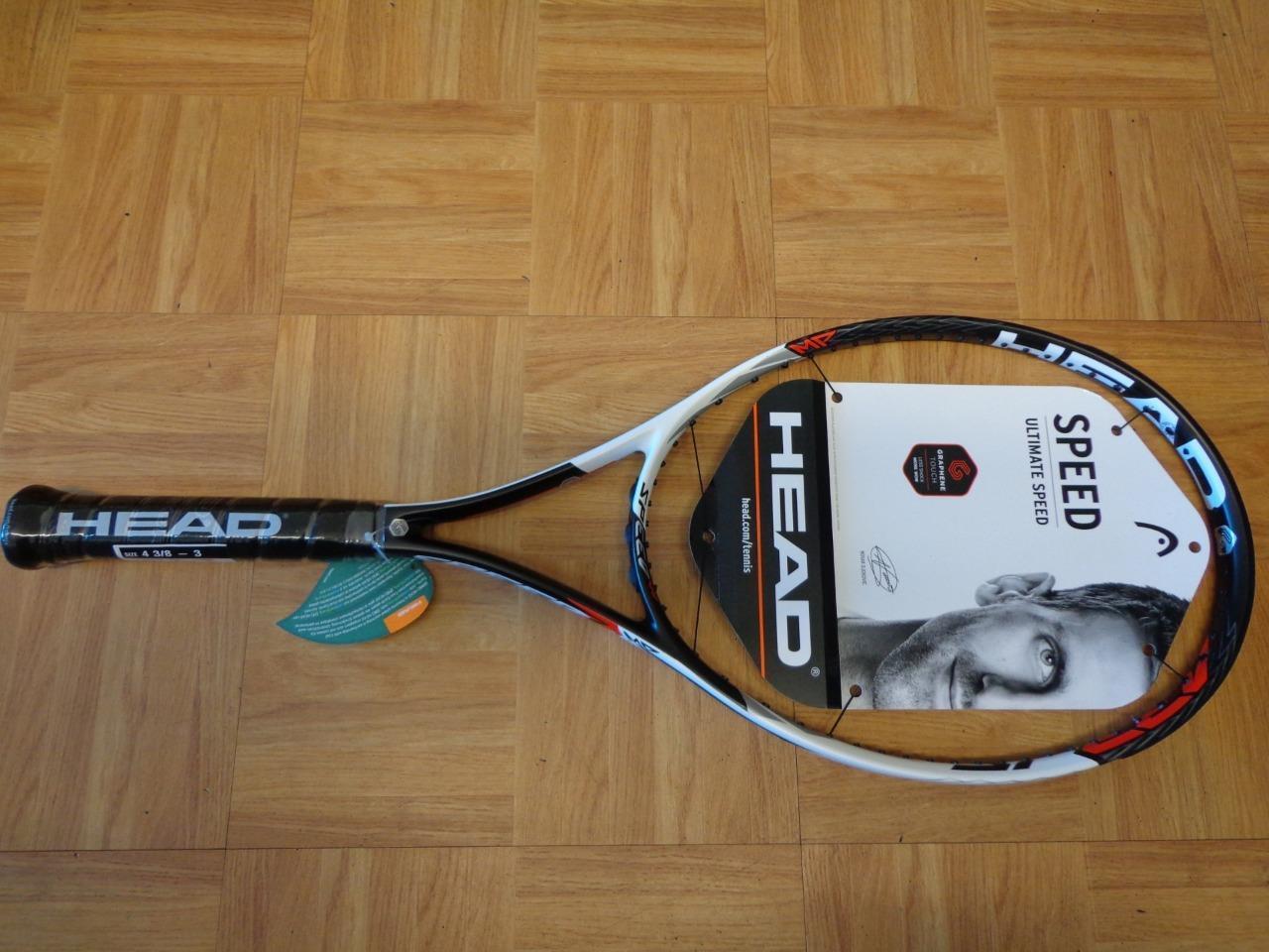 NEW 2016 Head Graphene Touch Speed MP 100 head 4 3 8 grip Tennis Racquet