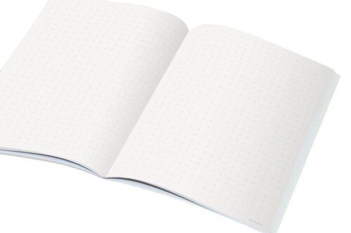 """Notizheft Merkheft DIN A6 32 Seiten kariert /""""Herzenssache/"""" Herz Kinder"""