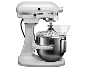Amasadora-batidora-Kitchenaid-5KPM5-EWH-Heavy-Duty-Robot-cocina-4-8-L-Blanco