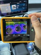 Fluke Pti120 120 X 90 20 150 C Touch Screen Pocket Thermal Imager Camera 9hz