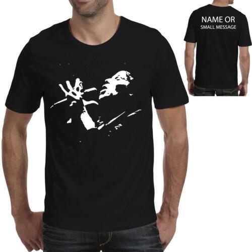 Vintage Tom Waits Retro Mens T-Shirt