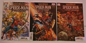 War-of-the-Realms-Spider-Man-and-the-League-of-Realms-Issues-1-3-Main-Covers