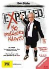 Expelled - No Intelligence Allowed (DVD, 2009)