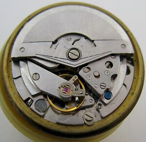 Movado Kingmatic SS 25 Jewel Automatic Chronograph
