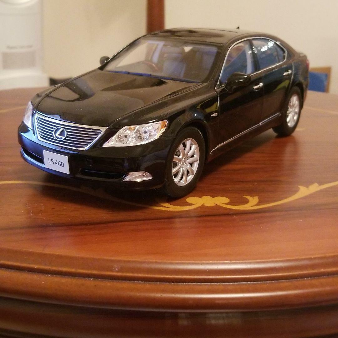 Lexus Ls 460 2007 1 18 Model Car