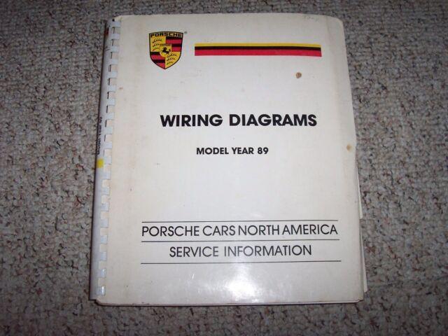 1989 Porsche 911 Carrera 3 2  U0026 Turbo 930 3 3l Electrical