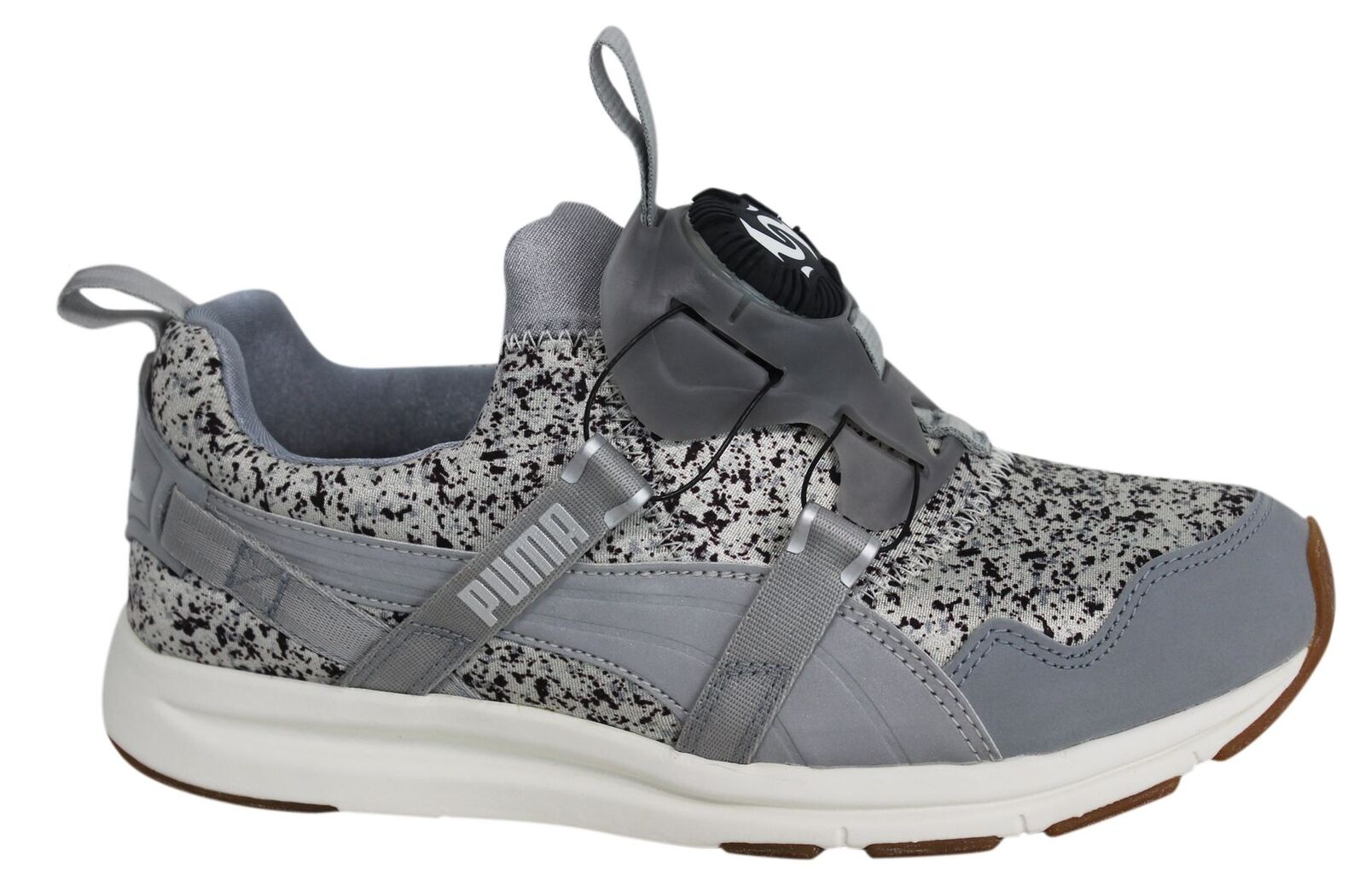Puma Disc NC Scatter Gris Wo Hommes Trainers 357288 01 M11