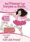Real Princesses Treat Everyone Like Royalty by Sheila Walsh (DVD video, 2012)