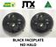 "thumbnail 1 - JTX, 1pr. LED Headlights, 5 3/4"", Black Faceplate, No Halo"