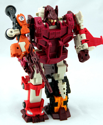 Transformers G1 Dinobot Flamethrower Slag Reissue Toy New in Box