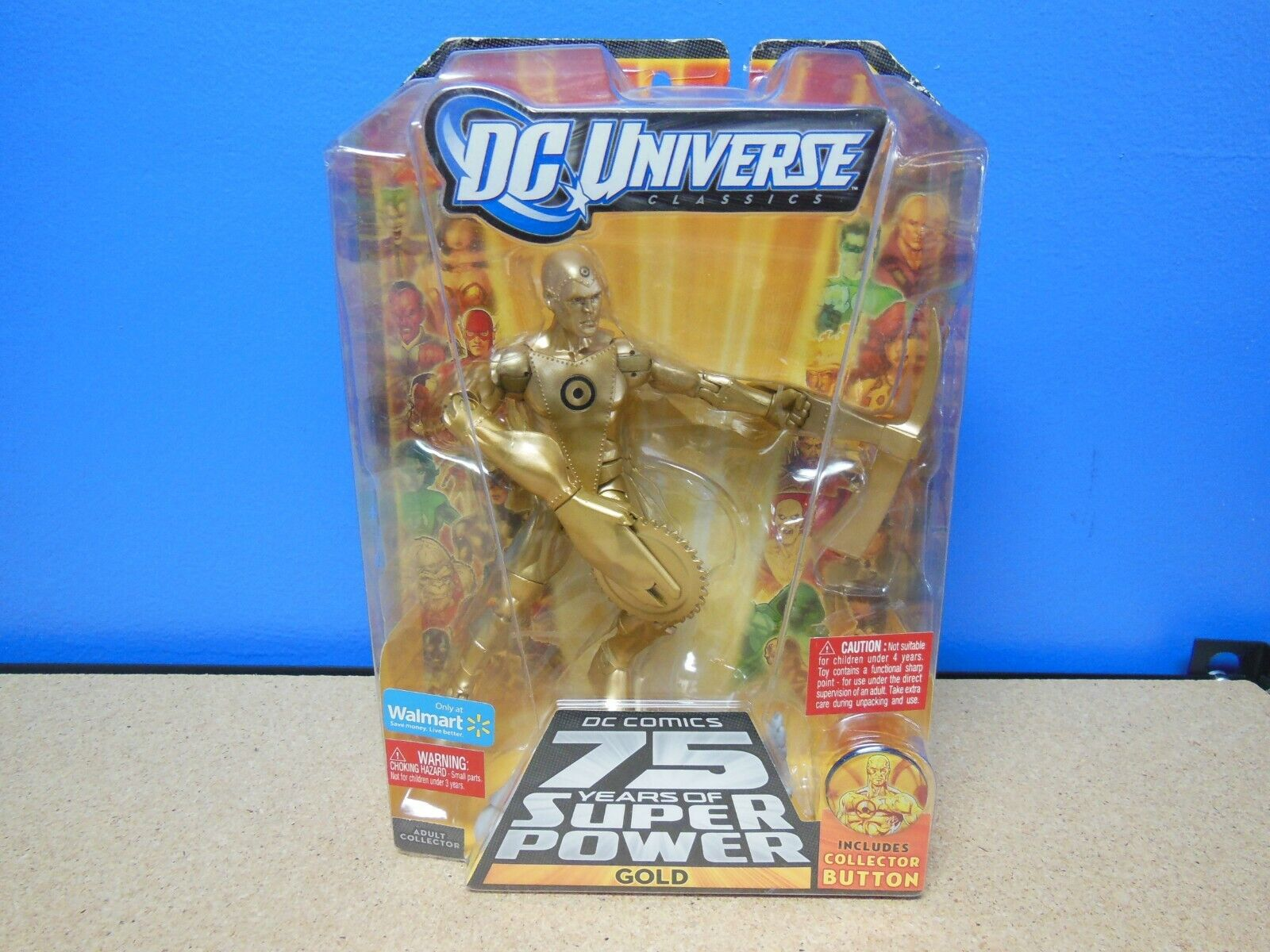 DC Universe or  Wave 14 Figure 4 Walmart Exclusive Figure nouveau Mattel 2010  magasin d'usine de sortie