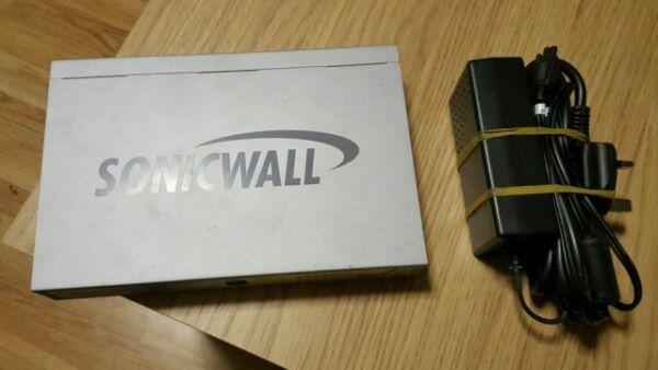 NEW GENUINE SONICWALL 01-SSC-0437 36W AC POWER SUPPLY NSA 220 240 TZ 215 250M