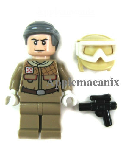 NEW LEGO Star Wars 75056 Hoth Advent Calender GENERAL RIEEKAN Minifigure Figure