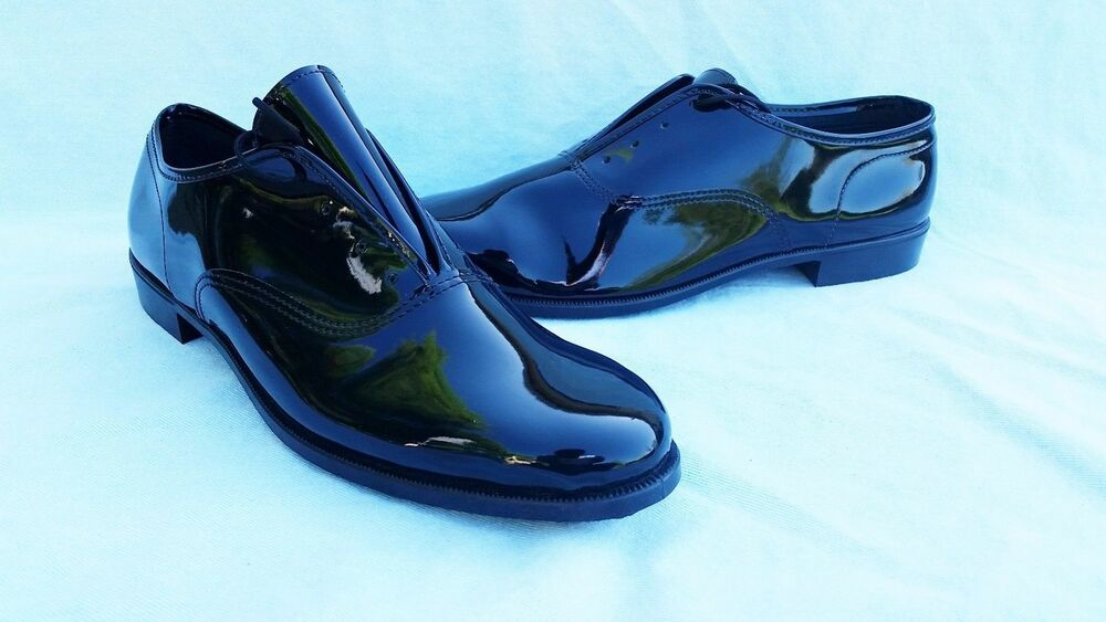 American Apparel Hommes Motif Noir Robe Danse Chaussures Mariage Bal Us12 Us13