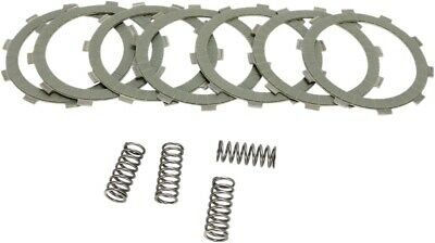 no steels EBC SRC11 Aramid Fiber Friction Plates /& Springs SRC Clutch Kit