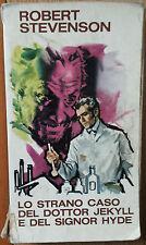 Lo strano caso del dottor Jekyll e del signor Hyde-Stevenson-Paoline,1966-R