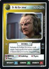 Star Trek CCG VOY Voyager Dr. Ma'Bor Jetrel 162R x2