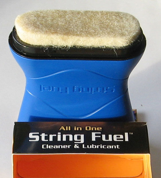 MUSIC NOMAD STRING FUEL **view video** STRING LUBRICANT & CONDITIONER - NEW