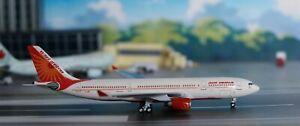 1:400 Scale AeroClassics AIR INDIA Airbus 330-200, VT-IWA