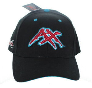NEW-Memphis-Maniax-Adjustable-Back-Cap-Embroidered-Hat-Black-XFL