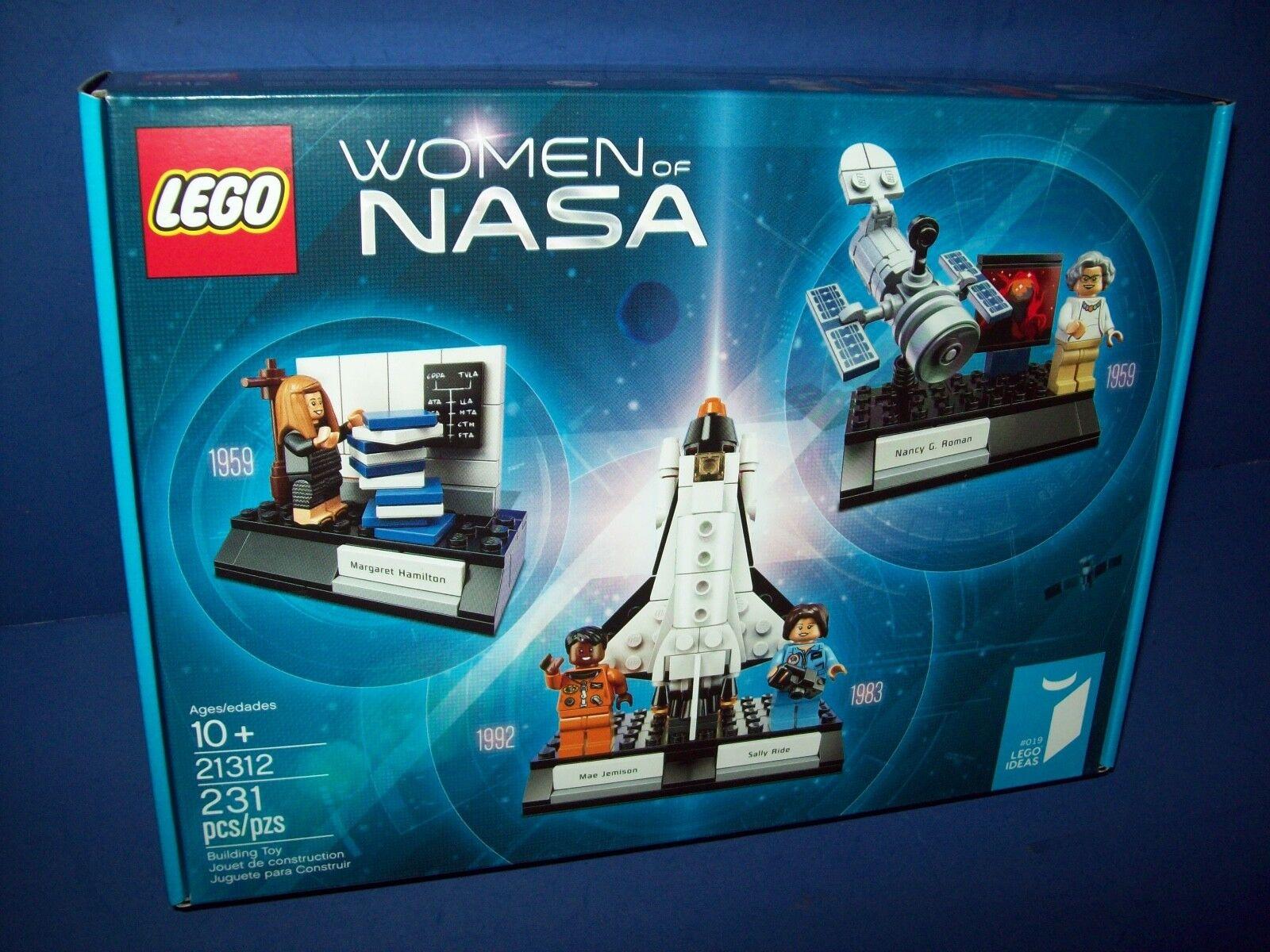 LEGO 21312 IDEAS CUSOO Women of NASA Mini Shuttle Sealed.In Hand. free ship