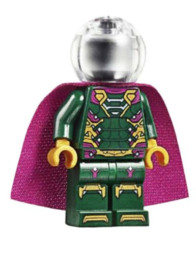 LEGO 76129 Mysterio Minifigure ~ Marvel Spider-Man Far From Home NEW