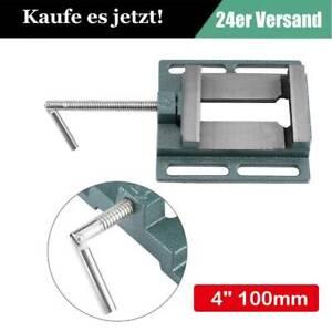 """4"""" Maschinenschraubstock Schraubstock 110mm für Ständerbohrmaschine"""