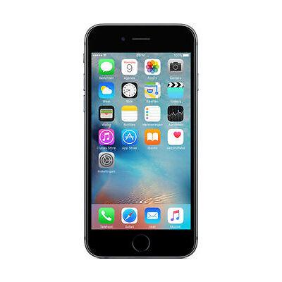 Apple  iPhone 6s - 64GB - Spacegrau (Wie Neu) !!! +Silikon+Panzerfolie+Geschenkt
