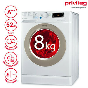Privileg 8kg Waschmaschine INNEX A+++ PWF X 863