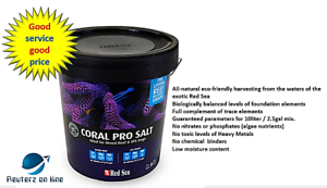 Details about Red Sea Coral Pro Sea Salt 175gallons Bucket SaltWater  Aquariums Mix Marine Reef
