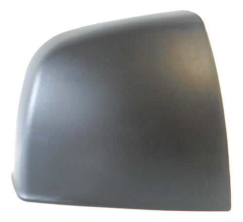 RH Vauxhall Combo Mk.3 2012 Onwards Black Wing Mirror Cover Drivers Side