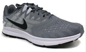 e73f8eae7e78a Women s Nike® NWOB Zoom Span 2 Grey Black Wht 909007 008 Running ...