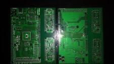 Arduino Mega 2560 blank pcb and 2 Arduino Nano on one blank pcb