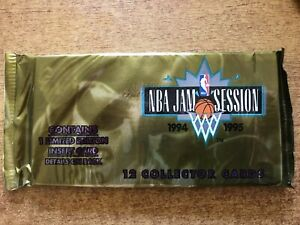 1994-95-NBA-Jam-Session-Tall-Trading-Cards-Sealed-Pack