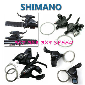 TX30-7 Rapid Fire Shift Lever7-Speed Shifter Cable Set Trigger Cycling