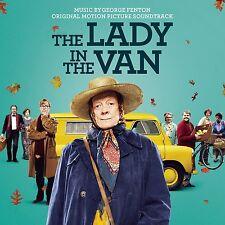 Lady In The Van - Soundtrack 180g BLUE COLOURED vinyl LP George Fenton