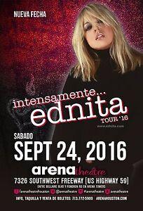 EDNITA-034-INTENSAMENTE-TOUR-2016-034-HOUSTON-CONCERT-POSTER-Latin-Pop-Music