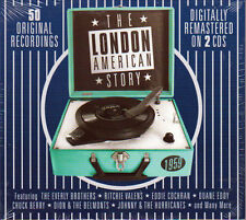 THE LONDON AMERICAN STORY 1959 - 50 ORIGINALS (NEW 2CD)