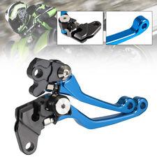 CNC Pivot Brake Clutch Levers For Suzuki RM125/250 04-08 Yamaha YZ80/85 Kawasaki