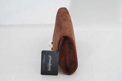 Primadonna(Italy) chic Clutch Damentasche Handtasche Tasche - cognac braun - NEU