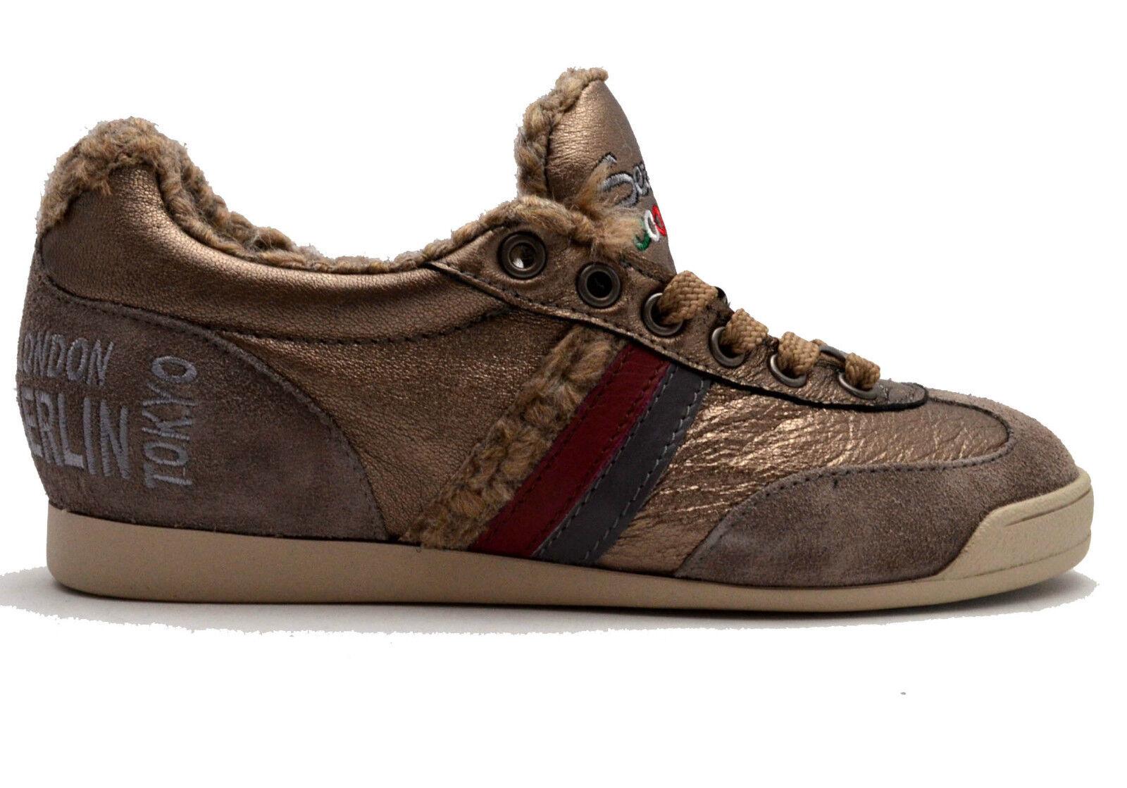 Serafini zapatos de las zapatillas de de de deporte de cuero zapatos Mujer Mujeres  70% de descuento
