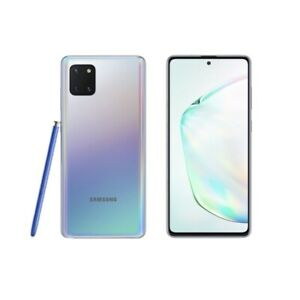 Samsung Galaxy Note10 Lite N770FD Dual 8+128GB Aura Glow Stock from EU