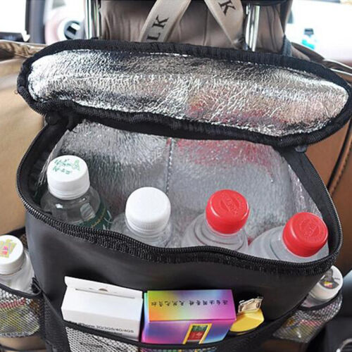 Baby Care Organizer Bags For Car insualtion Water//Milk Bottle Storage Holder ÁÁ