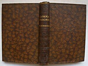 Lorna-Doone-AUTHOR-R-D-Blackmore-c1930-hardback-Odhams