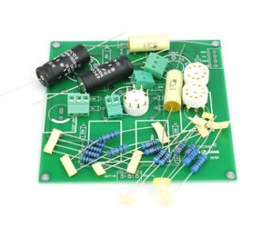 Details about Ground Grid GG 12AU7 Tube Preamplifier Audio Pre-Amp DIY Kit  (No tubes)