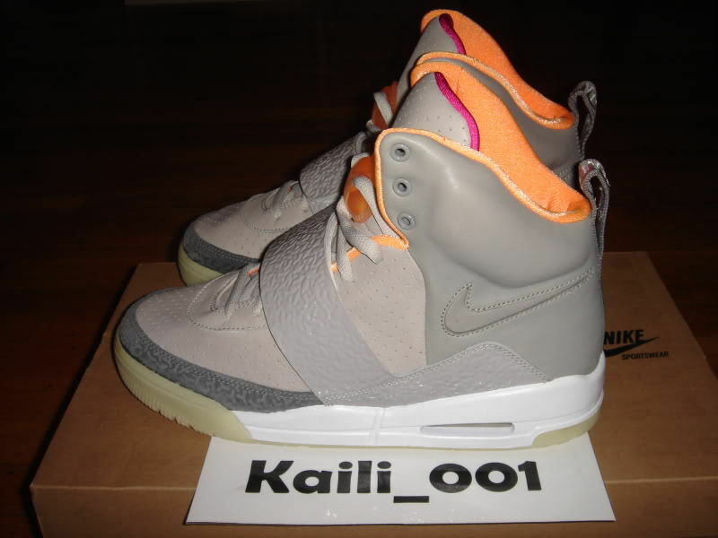 Nike Air Yeezy 1 Zen Blink Tan Black Pink Kid OG Solar C