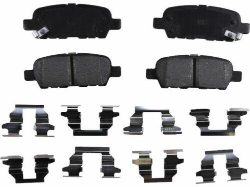 For 2006-2010 Infiniti M35 Brake Pad Set Rear API 82594TF 2007 2008 2009