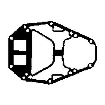 Powerhead Basis Dichtung für Mercury Outboard Repl 27-828553 8M0000822