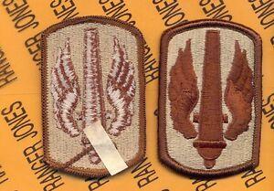 18th fires brigade unit crest | usamm.